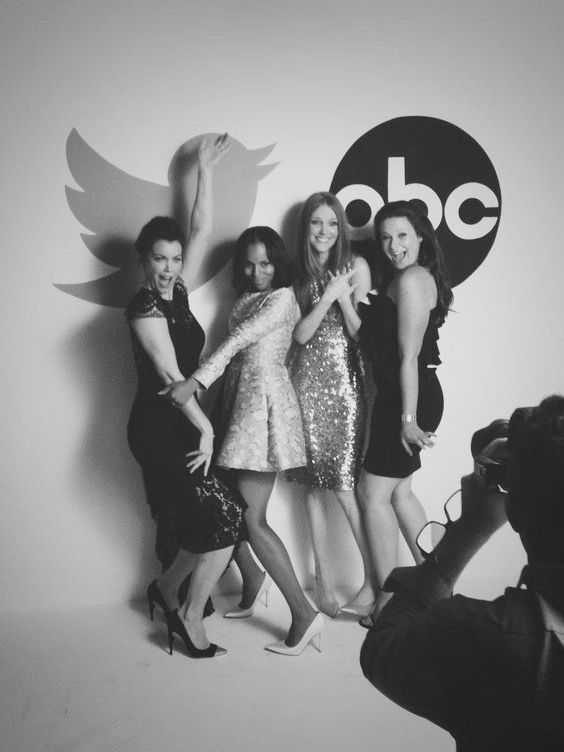 bellamy, kerry, darby, and katie from scandal!!