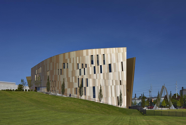Galeria - Centro Nacional para os Direitos Civis e Humanos / The Freelon Group + HOK - 1