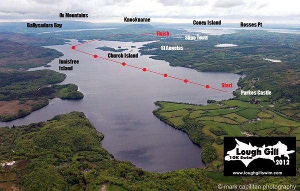 Lough Gill, lago della contea di Sligo - Le celtiche ep.7
