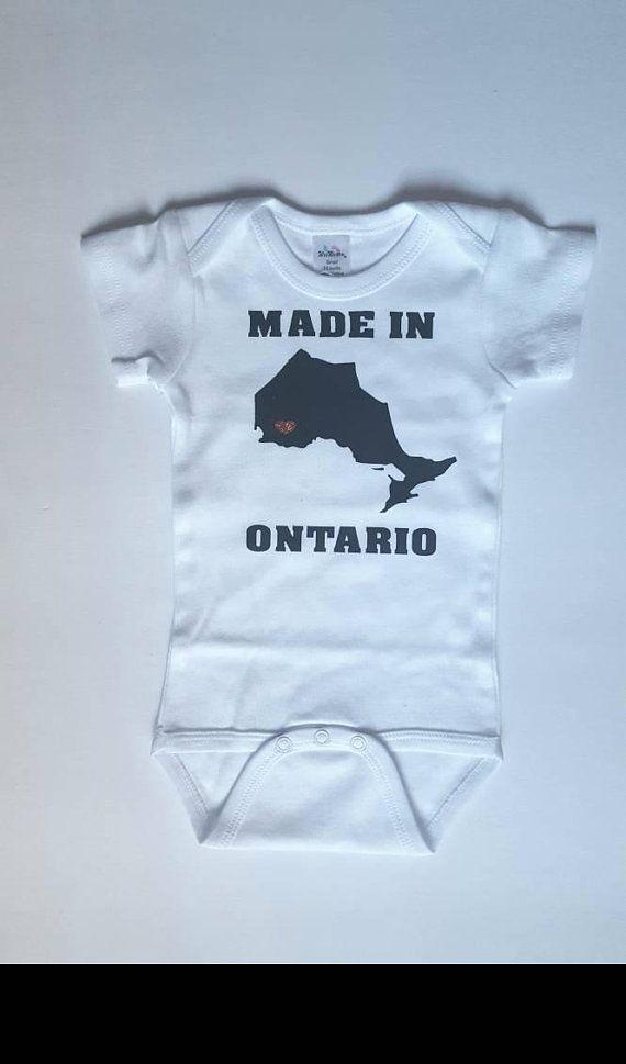 Made in child clothing baby gift custom baby bodysuit one made in child clothing baby gift custom baby bodysuit negle Choice Image