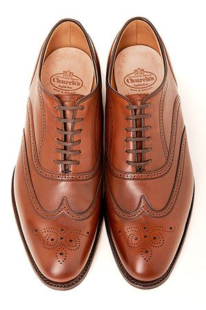 Church's Brogues. In 30 years these Will still be as much in
