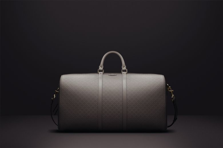 9b0c179eedb04c Picture of Gucci Presents the G-Chrono Collection and Bright Diamante  Leather Duffle