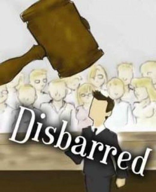 The Reasons Why Lawyers Get Disbarred Lawyer Problem Solvers