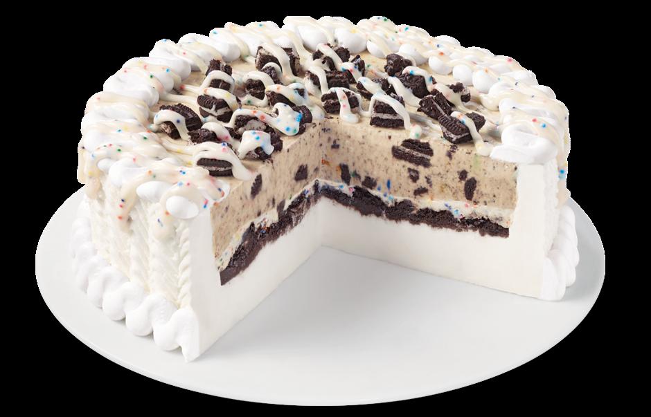 Oreo Birthday Cake Blizzard Recipe