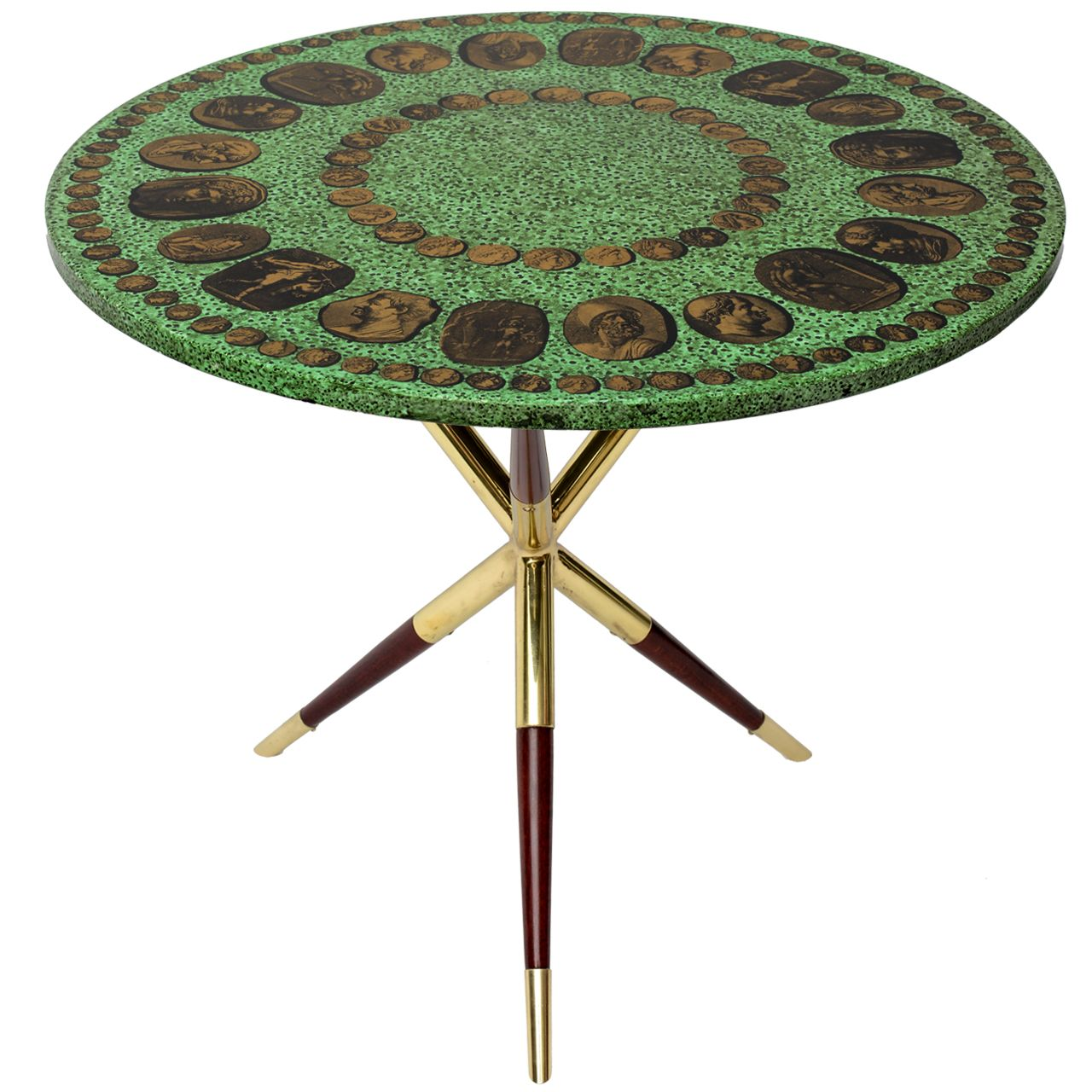 Piero Fornasetti Cammei Side Table