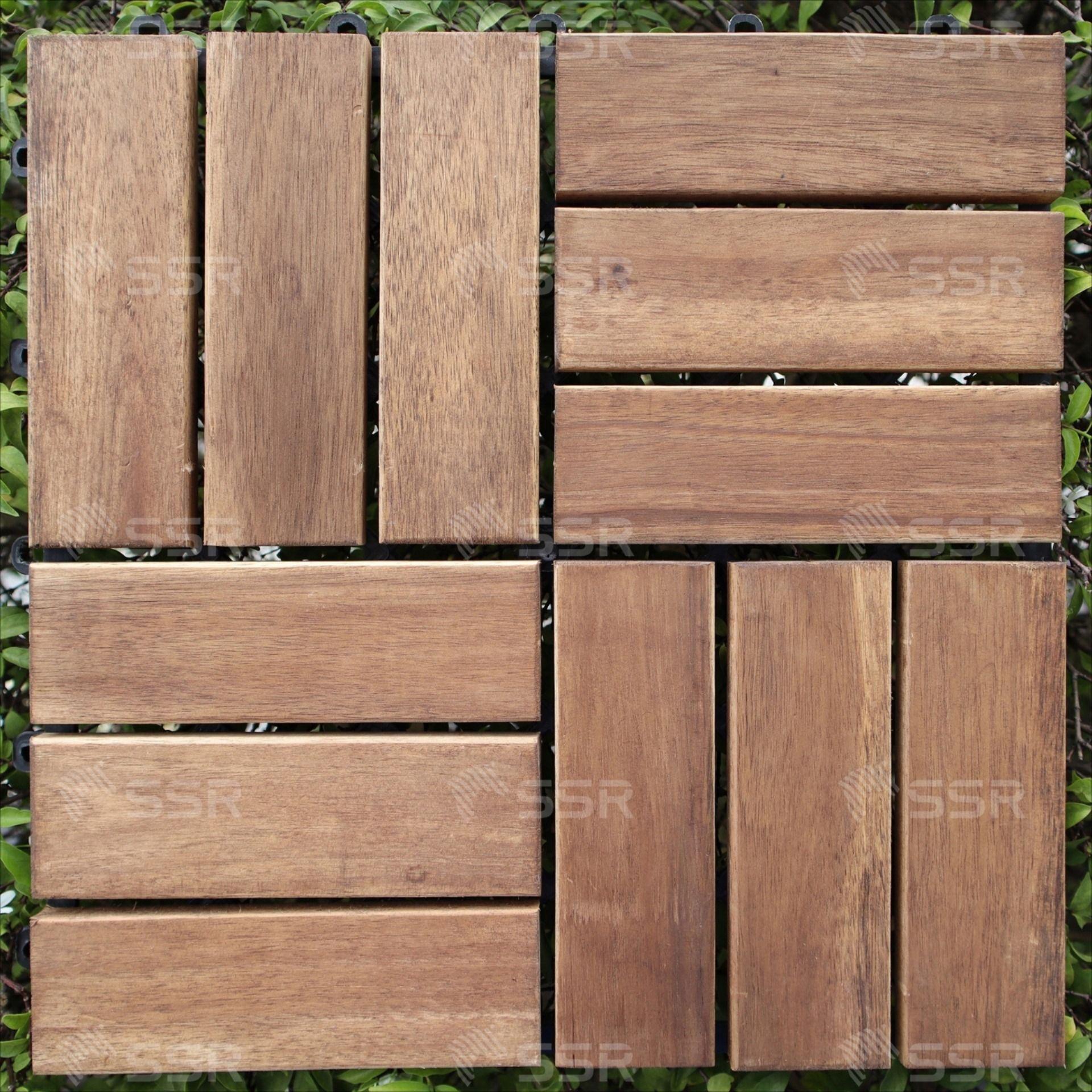 Decking Tiles 6 In 2020 Wood Deck Tile Wood Floors