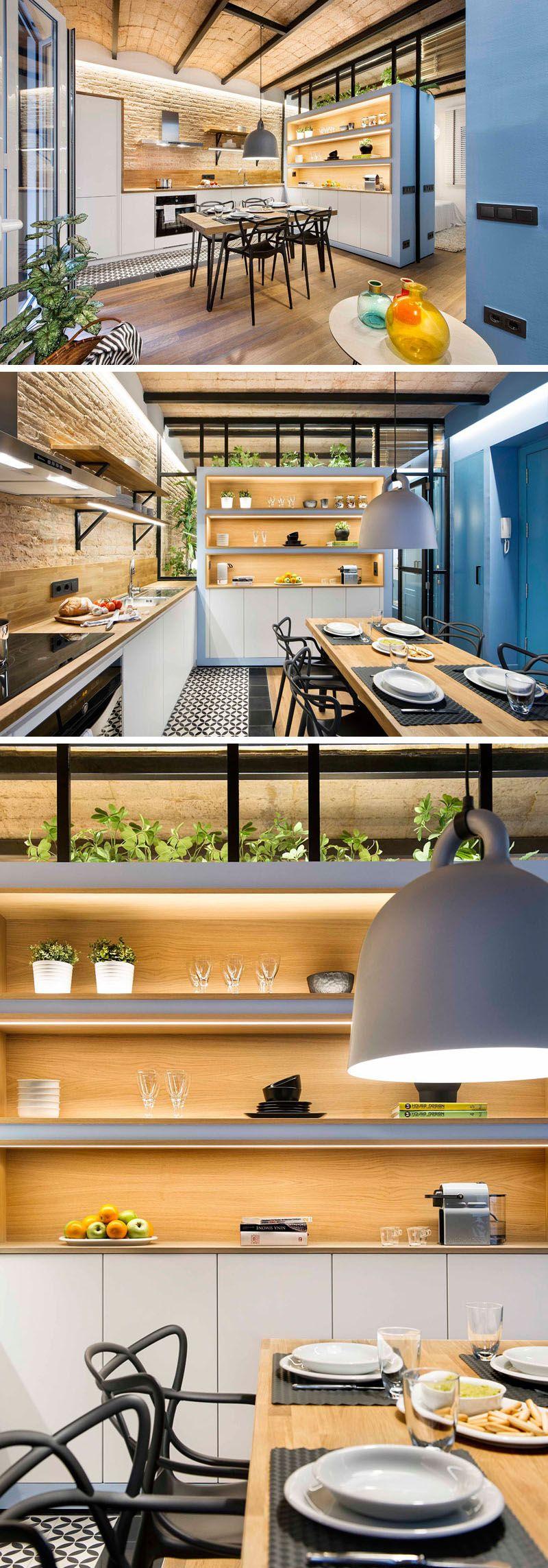 Urban Beach Home, un pequeño apartamento en el corazón de Barcelona - Arquitectura Ideal