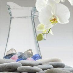 Heilsteine, Edelsteinwasser & Edelsteintherapie