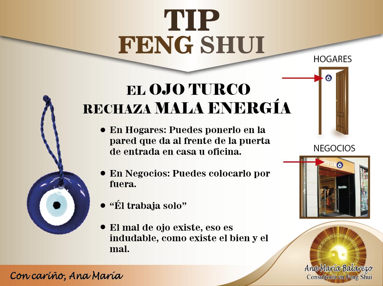 Tipfengshui el ojo turco feng shui pinterest feng for Tips de feng shui para el hogar