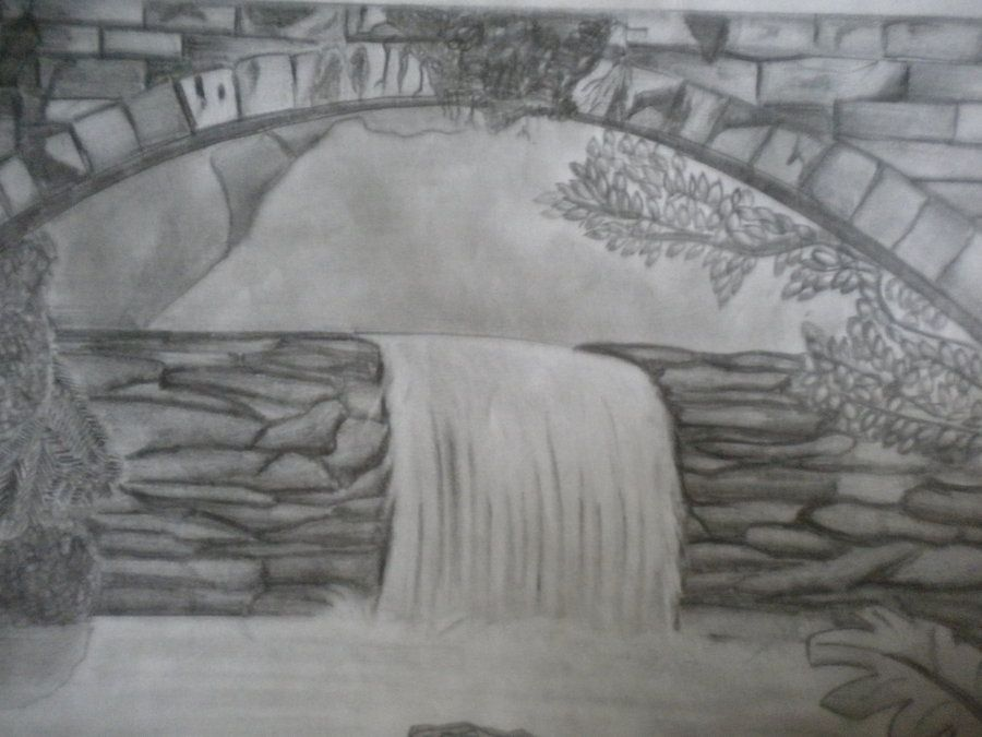 httpswwwgooglecomsearchqhow to draw a waterfall