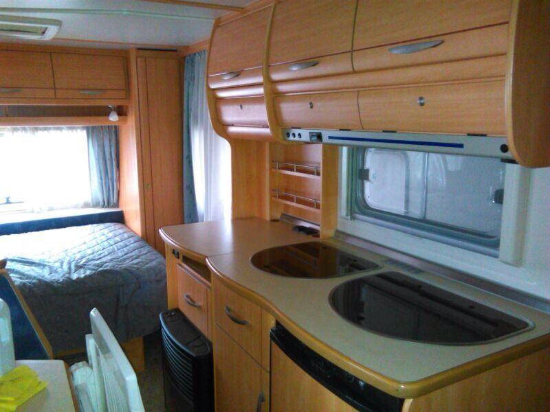 Caravana Fredt Saphir 560 Tmf Caravanas En Barcelona Home