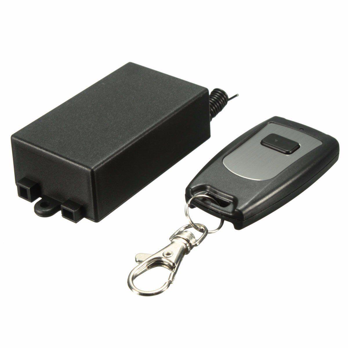 1ch 433mhz Wireless Rf Garage Door Remote Control Opener Receiver Transmitter Garage Door Remote Control Garage Door Remote Remote Control