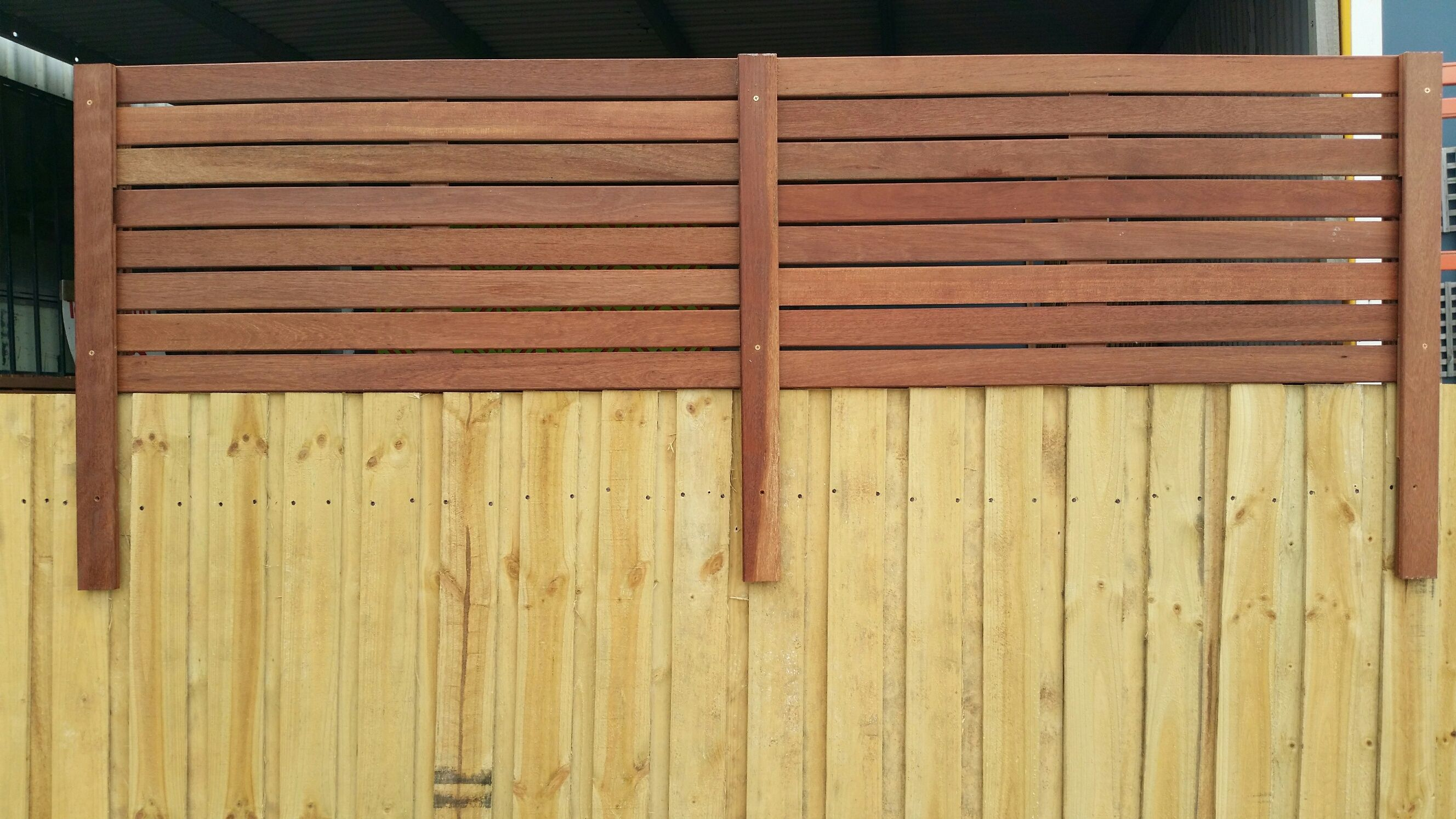 Lattice Fence Extensions Bunnings Backyard Fences Privacy Fence
