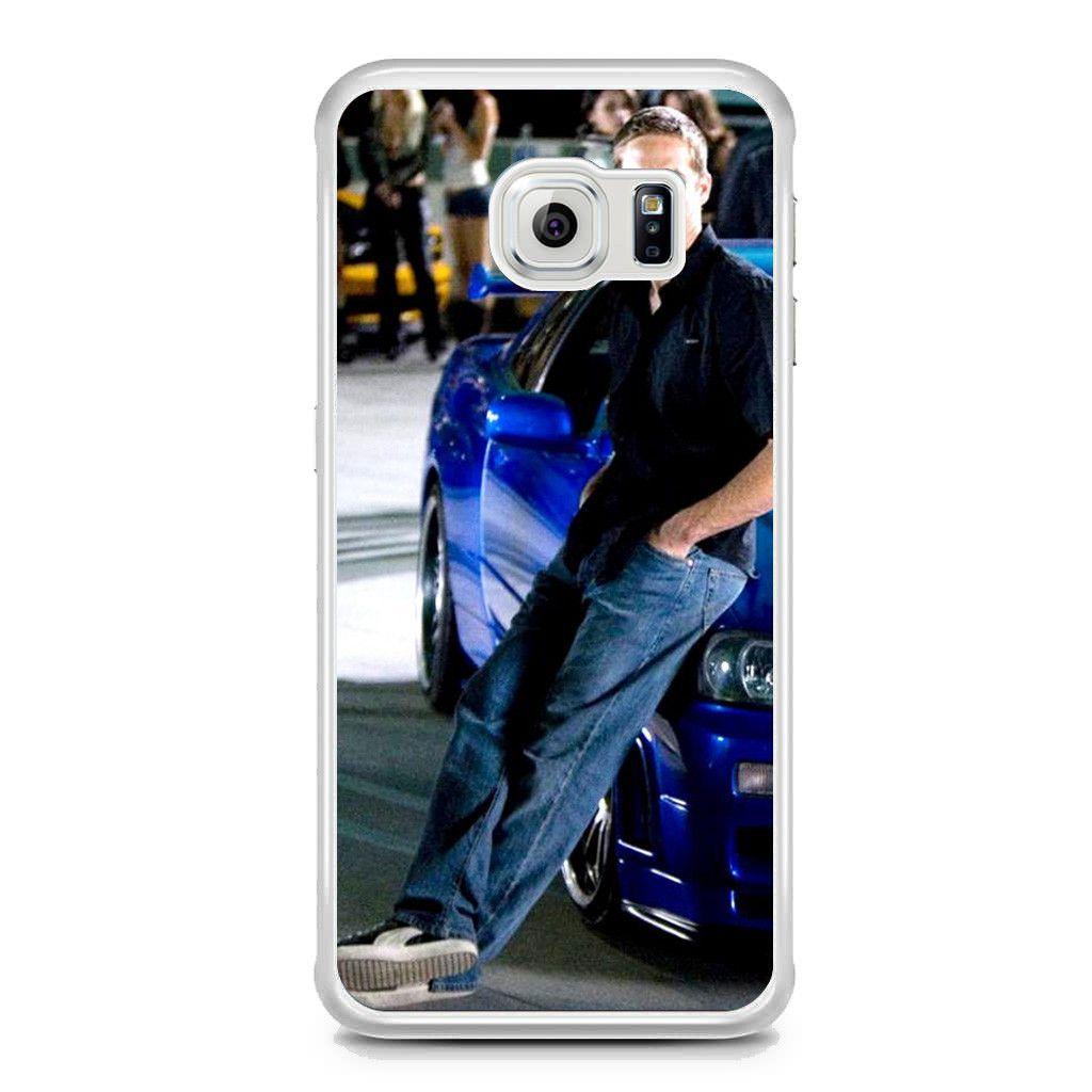 Brian O'Conner Samsung Galaxy S6 Edge Case