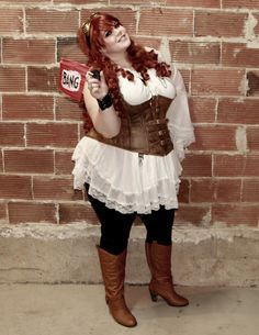 Pin by Jessi Wright on Cosplay Ideas in 2019 | Steampunk halloween ...