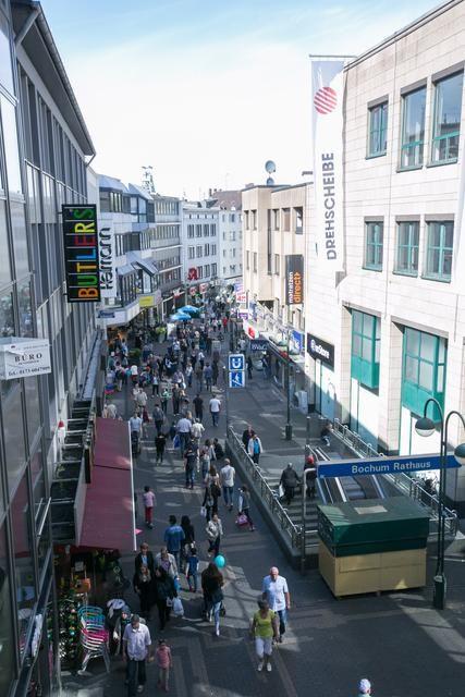 Drehscheibe City Point Bochum Mitten Im Herzen Der Stadt Dein Trendsetter Fur Shopping With Style Bochum