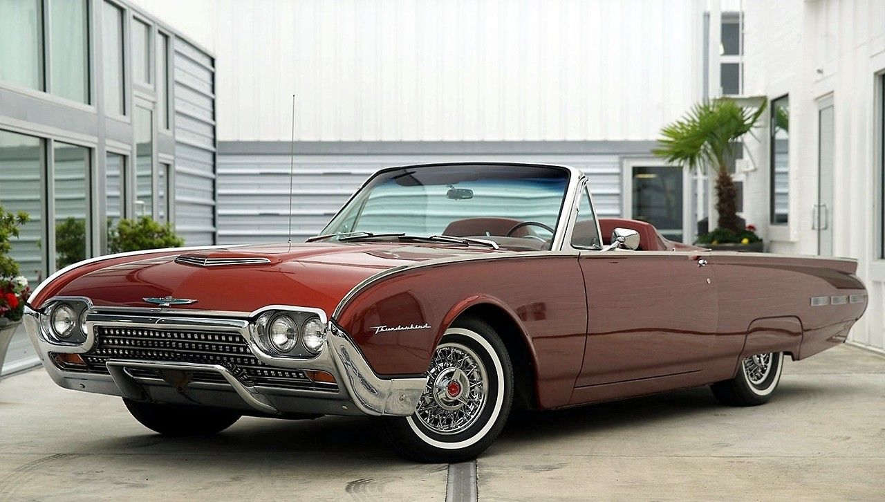 65 ford thunderbird cars pinterest ford thunderbird ford and cars