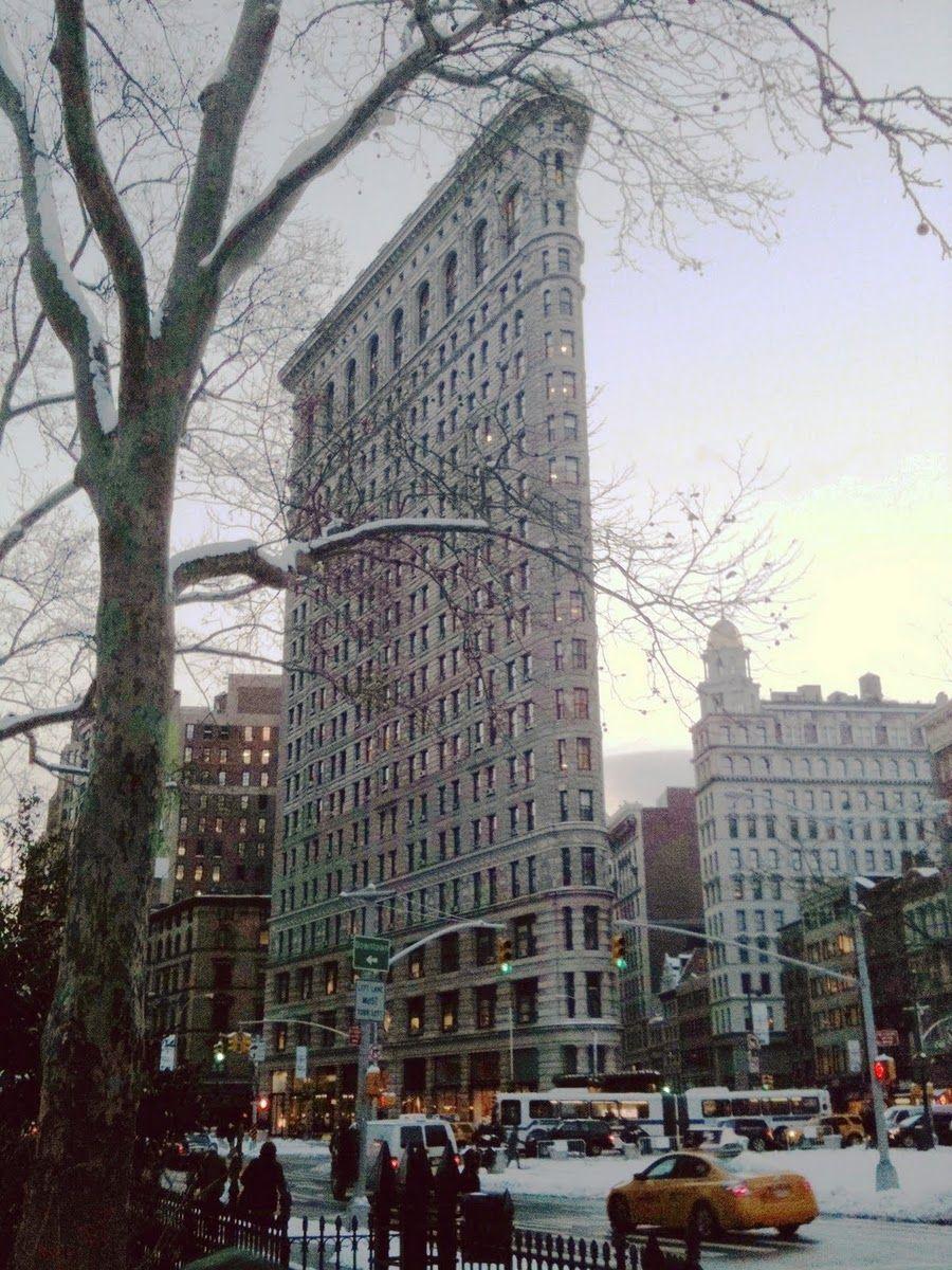 Street Style Nueva York: Snowy Manhattan