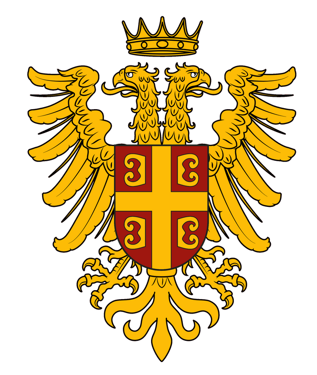 Image result for komnenos dynasty coat of arms