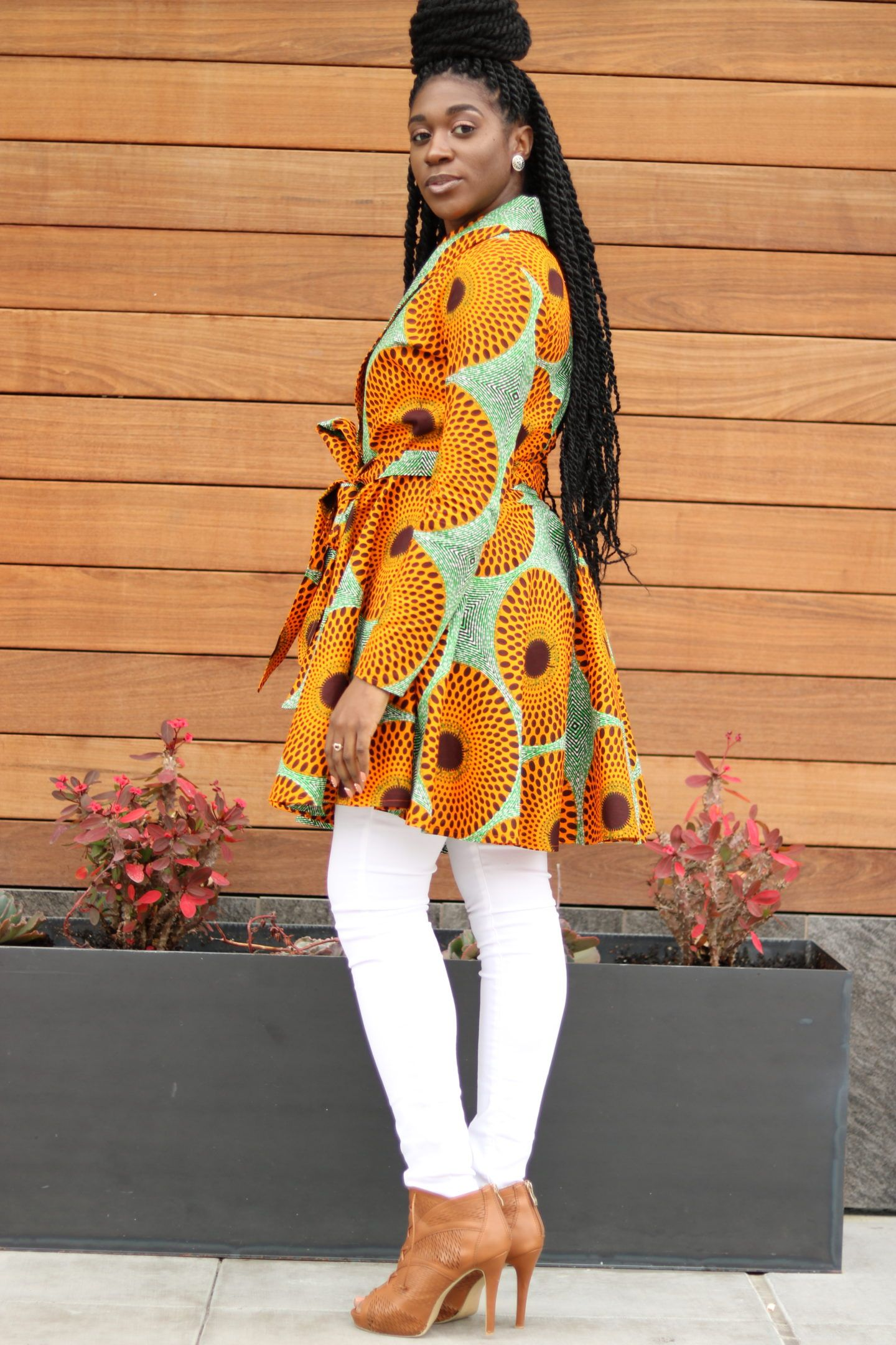 Dirndl a LAfricaine ~Latest African Fashion, African