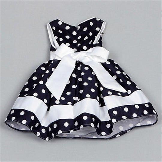#Blue #Dot #Dress #fitness body #Girls #Polka Blue Childrens Polka Dot Dresses   Kids Now Apparel