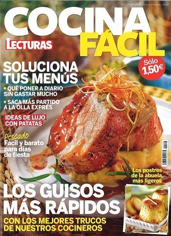 COCINA FCIL n 238 outubro 2017 Revistas Pinterest Cocina