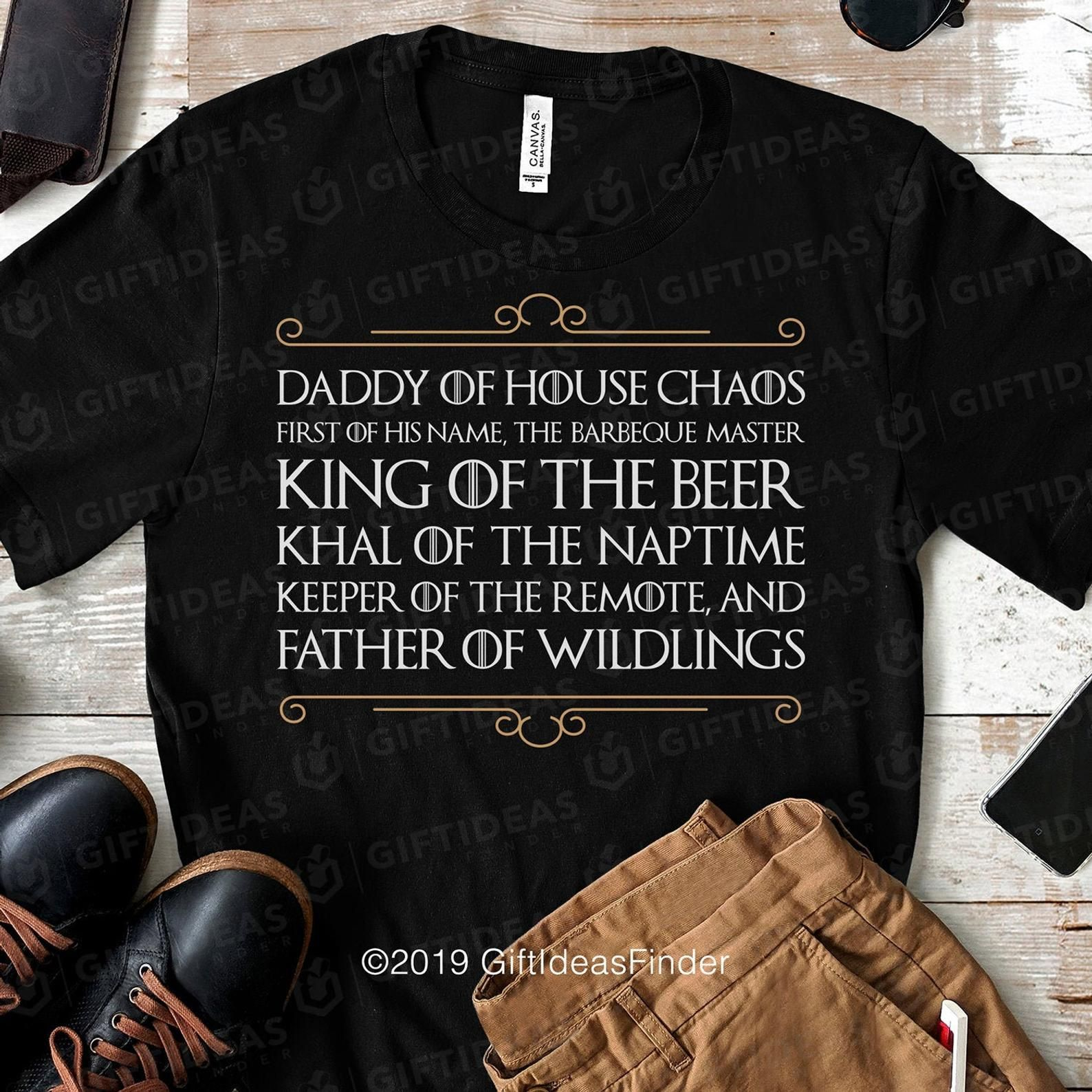Father of wildlings game of thrones shirt game of throne