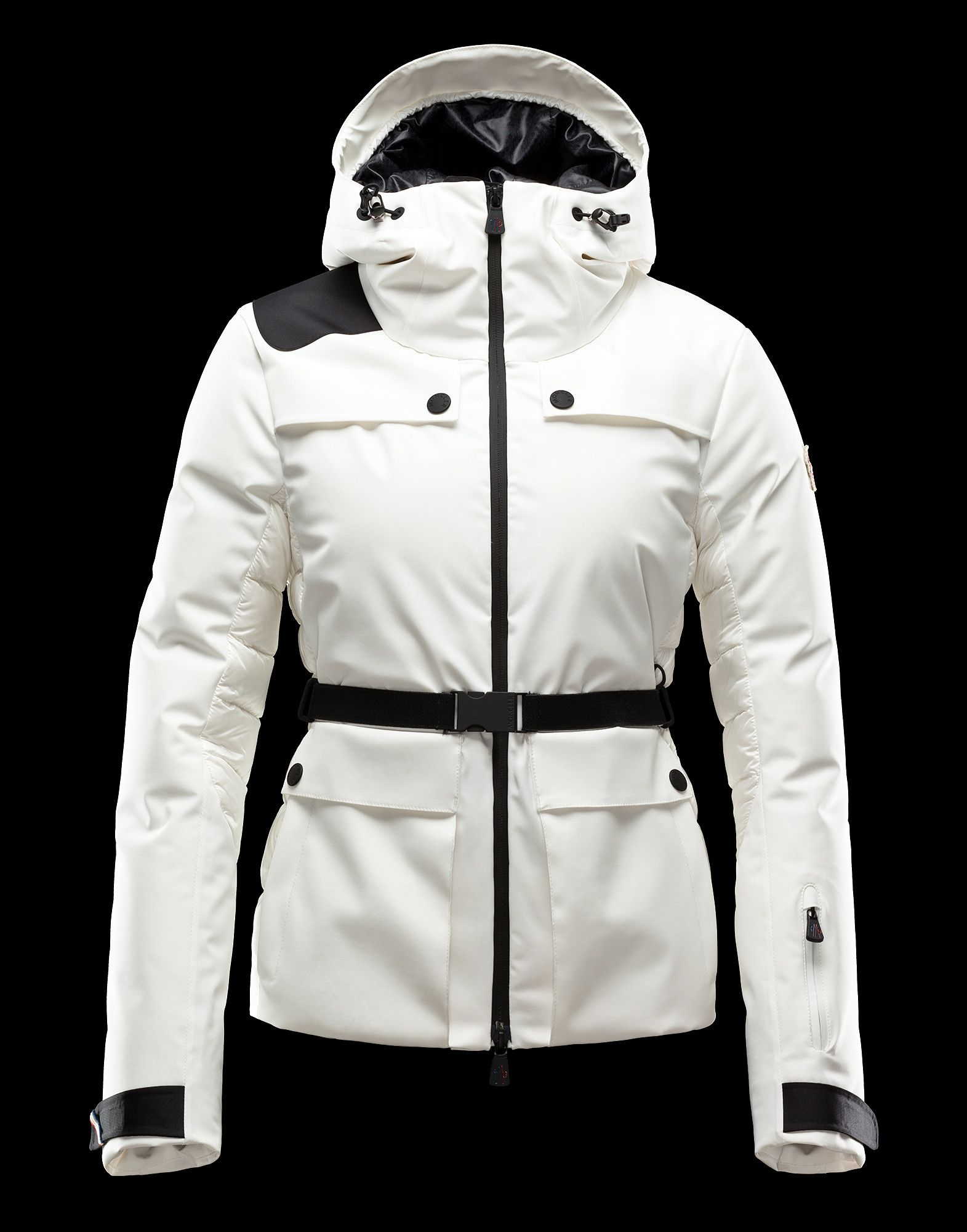 MONCLER GRENOBLE Women - Autumn/Winter 12 - OUTERWEAR - Jacket - TABUCHET