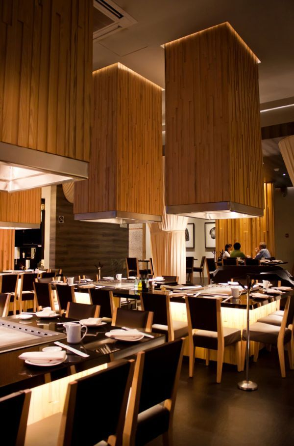 A Person Goes To A Specific Restaurant Either Because The Food Is Very Good  Or Because · Restaurant Interior DesignRestaurant ... Nice Look