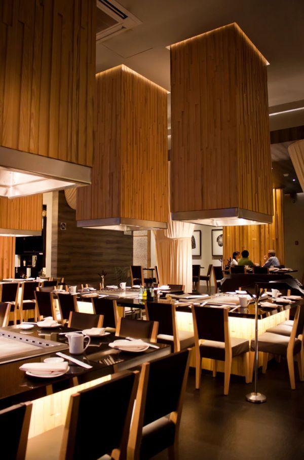 13 Stylish Restaurant Interior Design Ideas Around The World ...