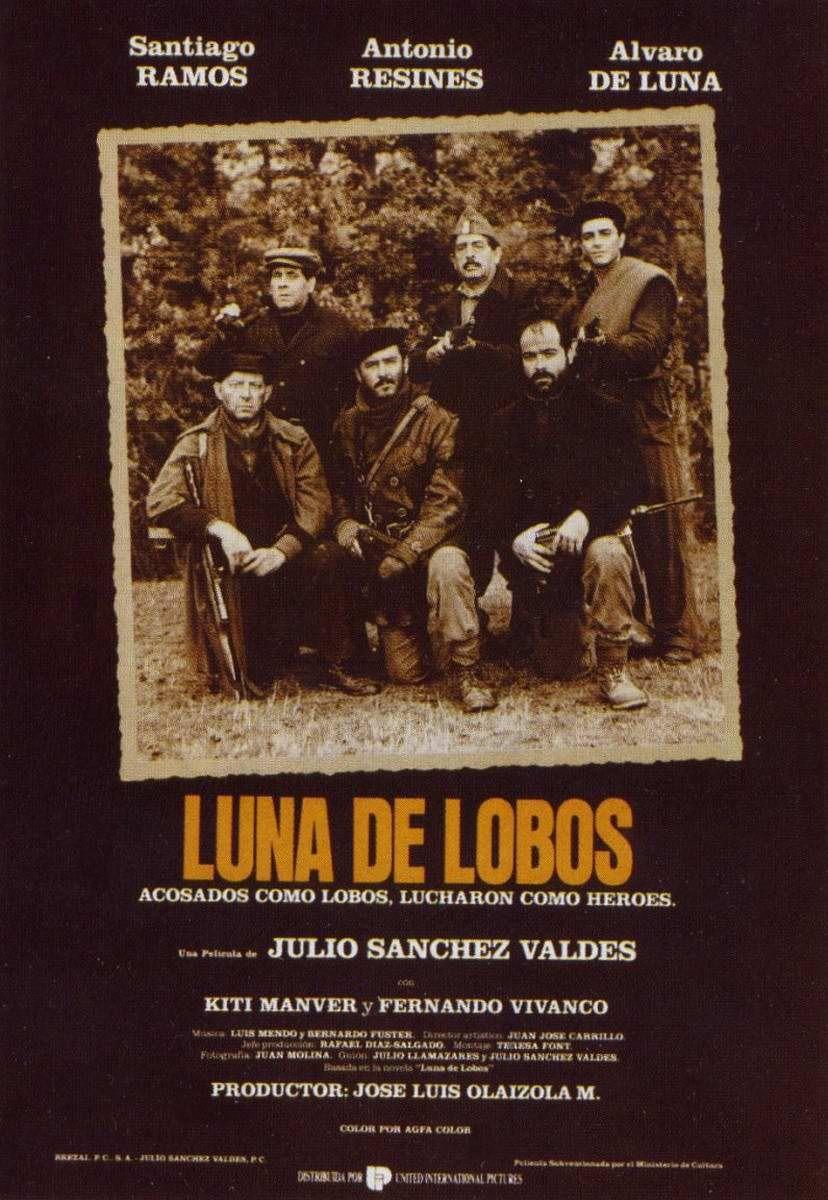 Film Screening Luna De Lobos Instituto Cervantes De Londres Full Films Wolf Now And Then Movie