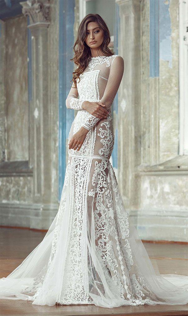 58a3f822039 Nektaria 2017 Wedding Dresses t