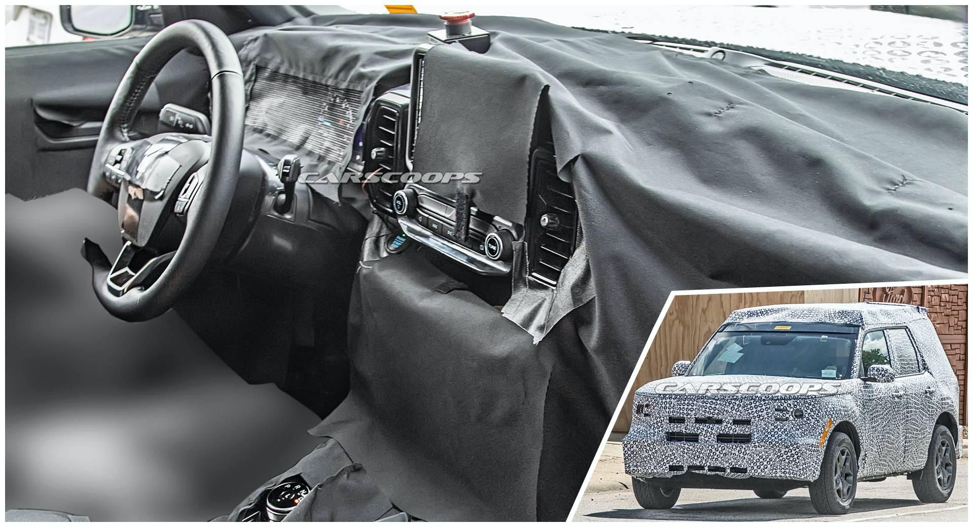 2021 Ford Baby Bronco Prototype Offers Best Look Yet At Escape