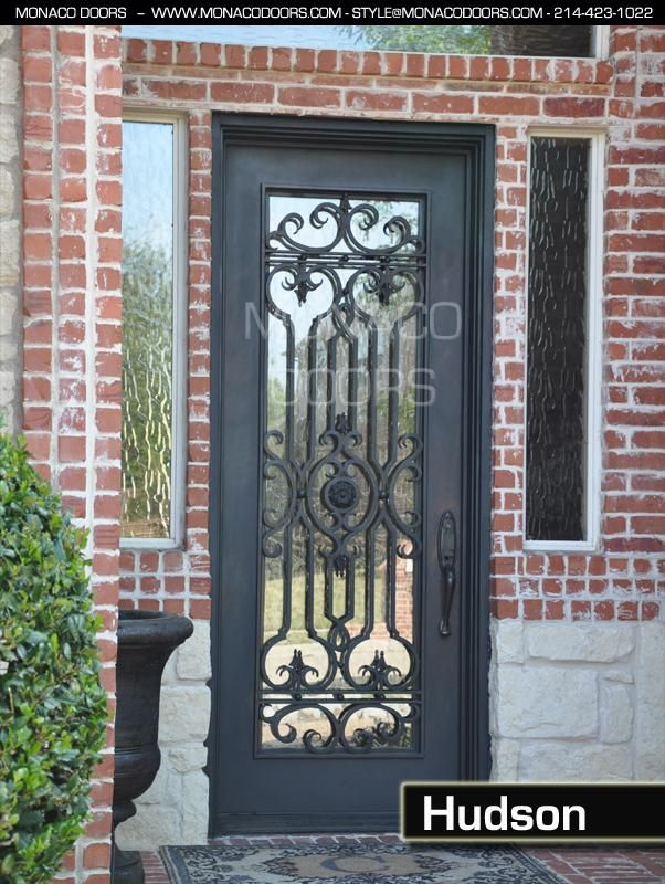 Pin By Delia Perez On Front Door Projects Iron Front
