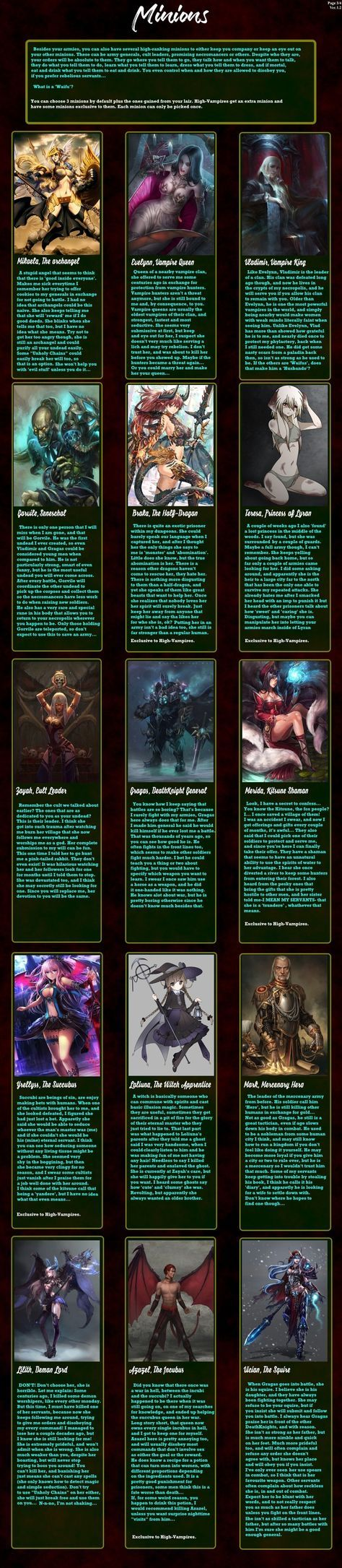 The poisoned citadel CYOA | ideas to go with alternate