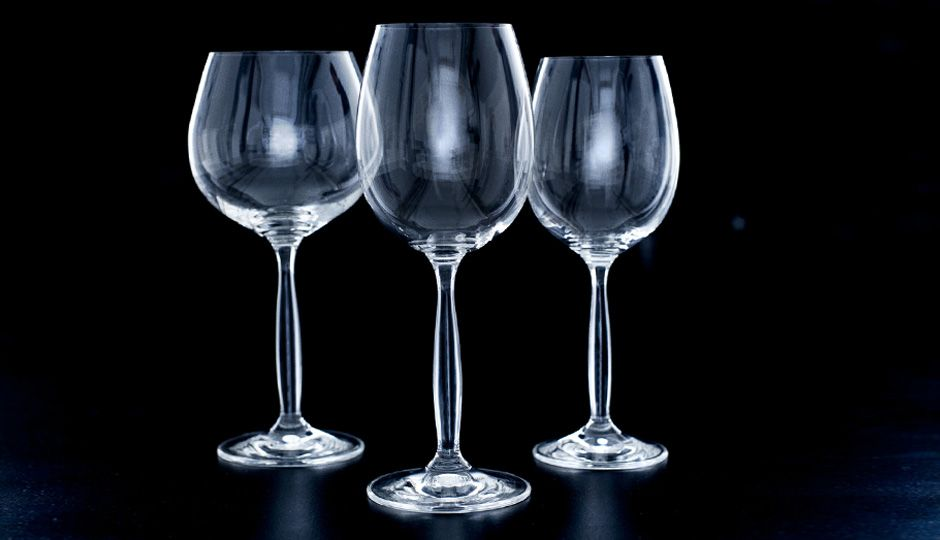 Erik Bagger Wine Glasses