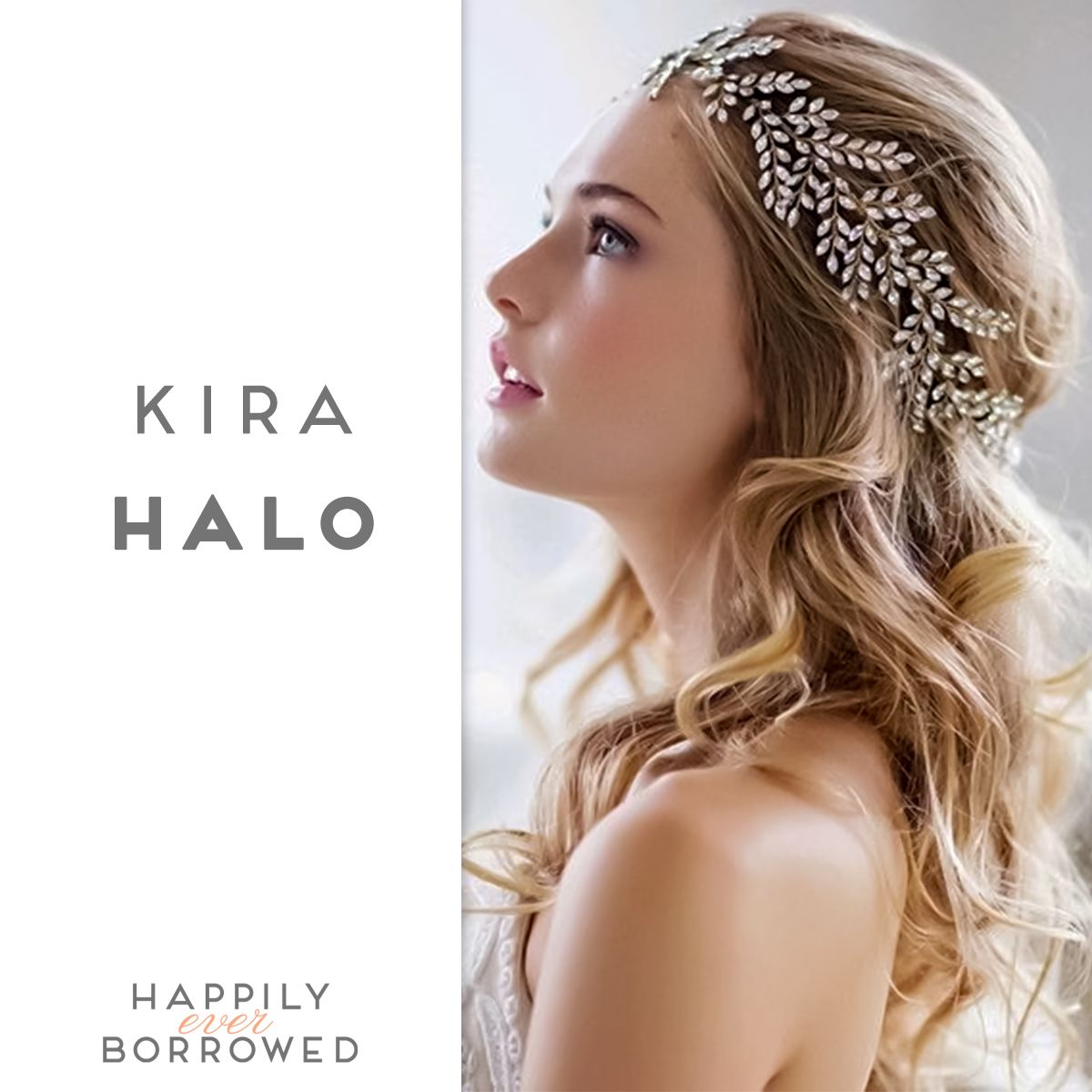 Missing a headband to complete your perfect bridal look?? Rent our ...