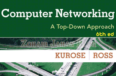 computer networking a top down approach