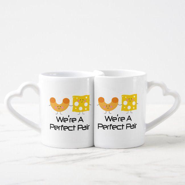 Matching Couples Mac And Cheese Mug Set | Zazzle.com