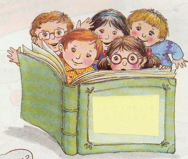 Hay Que Acostar A Los Ninos Leyendo Un Libro Y No Mirando Television Cuentos En Red Figi S Ninos Leyendo Animacion A La Lectura Lectura