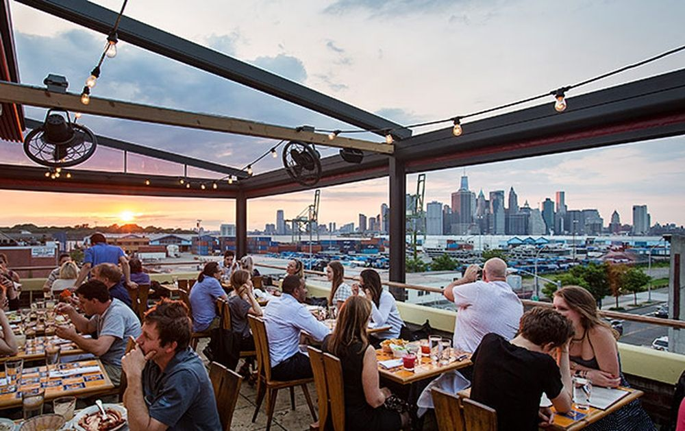 Alma Offers Amazing Food With A View