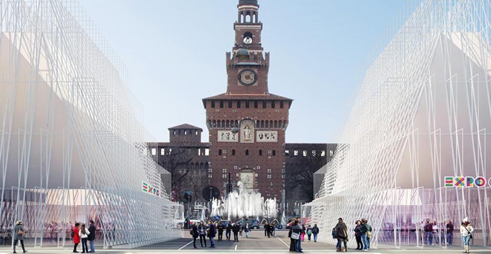 Le grandi mostre per Expo 2015, Milano.