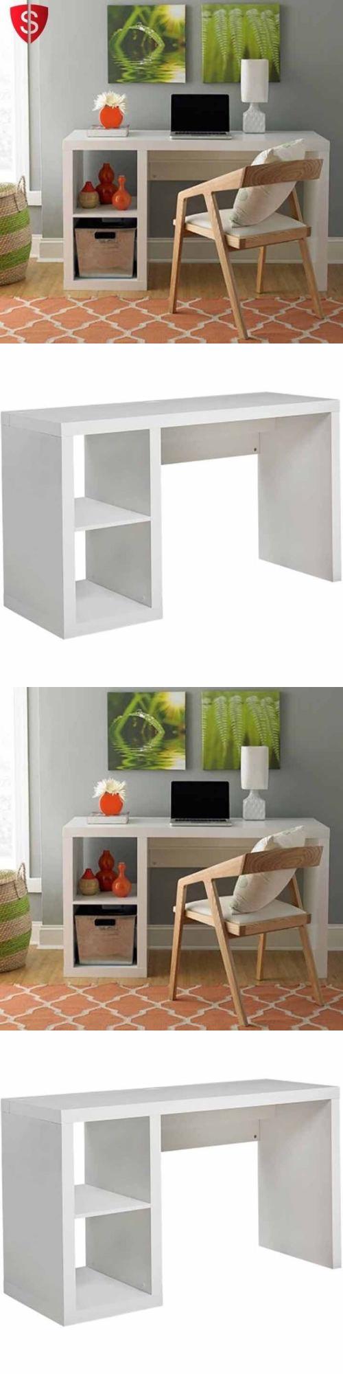 Office Furniture: Computer Table Desk Office Home Workstation ...