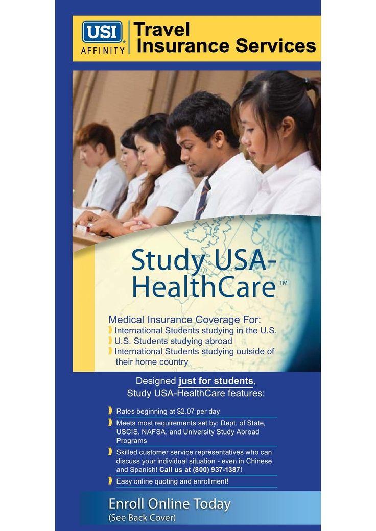 Study USA Insurance is an #international #student # ...