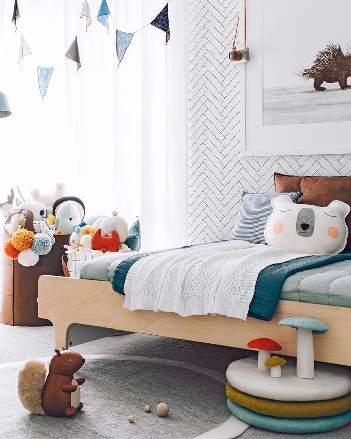 Photo of 6 Creative Kids' Bedrooms To Inspire
