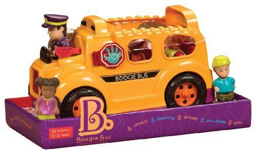 B. Rrroll Model Boogie Bus Battat http://www.amazon.com/dp/B005DX7TEE/ref=cm_sw_r_pi_dp_bCLEub0C99GEH