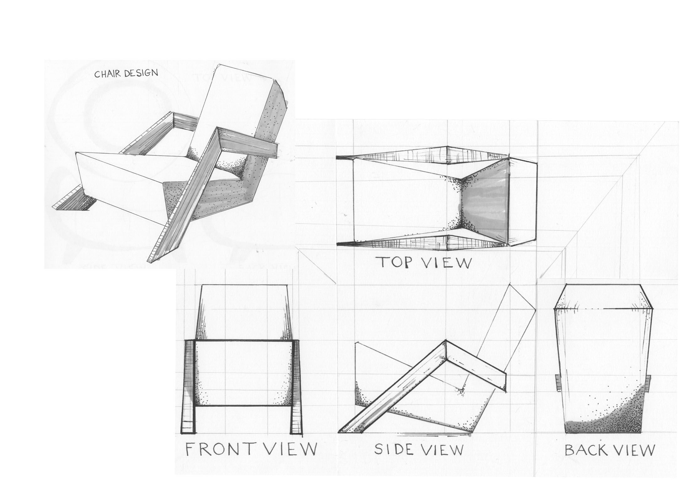 Pin By Lisa On Orthographic Drawing Cool Chairs Comfy Chairs Upholstered Dining Chairs