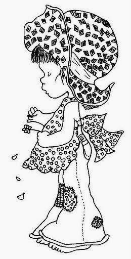 Desenhos e riscos de Sarah Kay lindos para pintar, imprimir, colorir ...