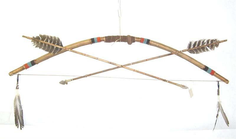 лук и стрелы индейцев картинки для