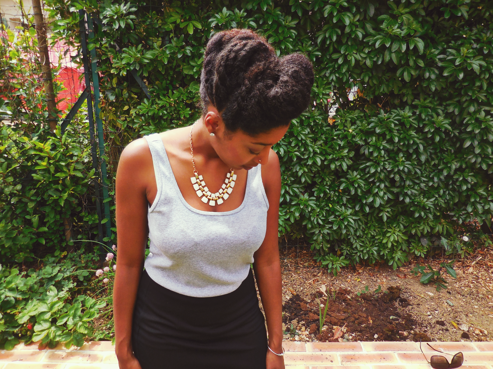A look, a hairstyle # 1   DaintyCurls   Beauty, Lifestyle & Good Vibes